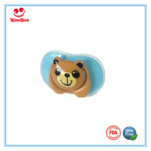 Food Grade Pacifier for Newborn with Animal Design pictures & photos