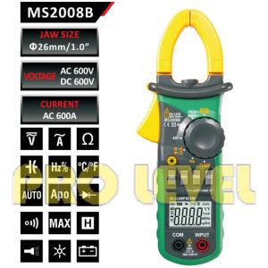 4000 Counts Digital AC Clamp Meter (MS2008B) pictures & photos