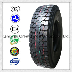 Inmetro Radial Truck Tyre for Brazil (295/80R22.5 315/80R22.5) pictures & photos