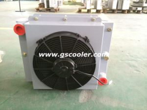 Mobile Oil Cooler with DC Fan pictures & photos