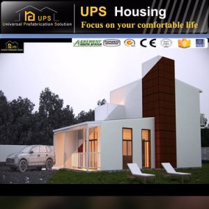 Low Cost Prefabricated Concrete Houses with Design Plan pictures & photos