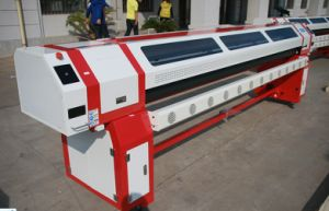 Solvent Outdoor Printer with Konica 512 Heads