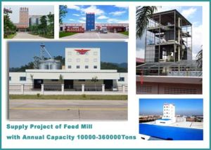 Poultry Feed Mill Plant (5-50t/h) pictures & photos