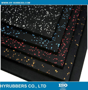 Playground Rubber Tile, Gym Rubber Tile, Gym Floor Mat pictures & photos