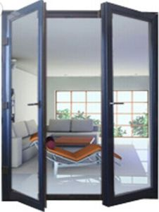 Aluminium Outside-Hung Opennning Casement Window for Living Room pictures & photos