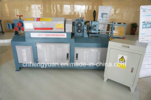 High Automatic Steel Wire Straightening and Cutting Machine
