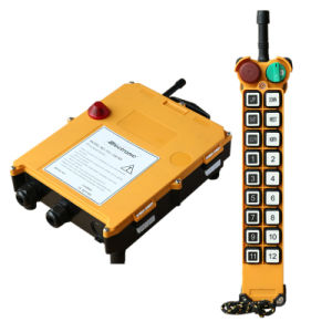 Industrial Wireless Remote Control for Mobile Truck Crane F21-18d pictures & photos