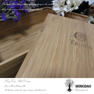 Hongdao Wooden Box, Bamboo Wood Packing Box Sliding Lid pictures & photos