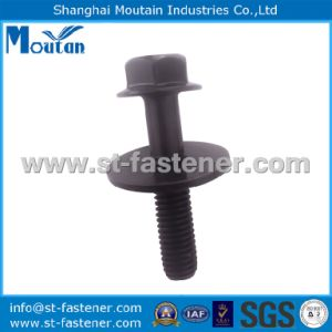Carbon Steel Black Assembly Bolt with Washer