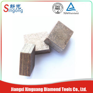 Low Price Diamond Segment for Sandstone pictures & photos