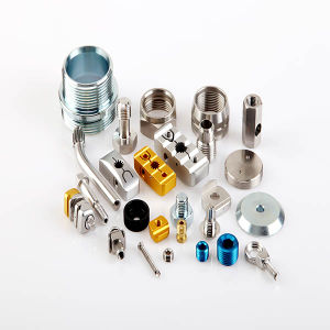 Machined Parts in Various Materials, Multiple Application pictures & photos