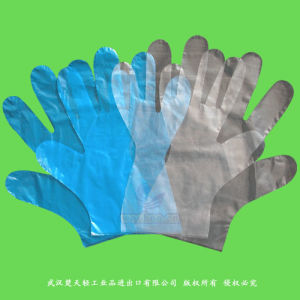 Disposable Polyethylene Gloves pictures & photos