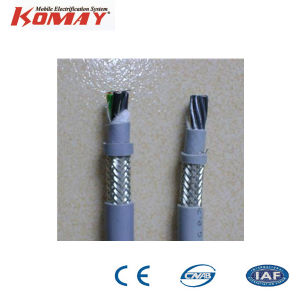 Flexible Cable, Control Cable for Drag Chain, Power Chain Cable