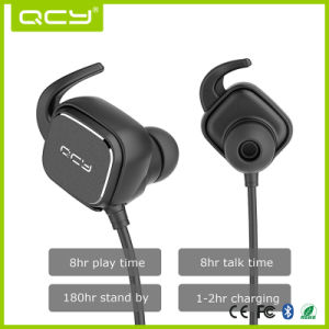 2016 New Launched Wireless Sport Bluetooth Earphone with Magnet pictures & photos