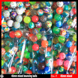 45mm Mixed High Quality Bouncing Balls pictures & photos