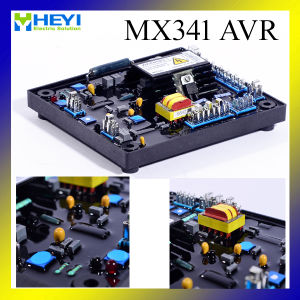 Mx341 Brushless AVR Automatic Voltage Regulator pictures & photos