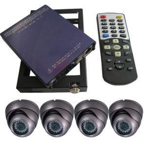 SD Card Car DVR CCTV Solution for School Bus pictures & photos