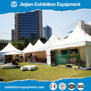 5X5m PVC Exhibition Gazebo Tent for Trade Show pictures & photos