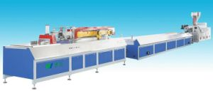 WPC Conical Twin-Screw Extrusion Lines