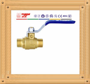 Yuhuan Male Brass Ball Valve with Body Forging T01029
