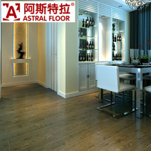 New Design 8mm&12mm Silk Surface Laminate Flooring pictures & photos