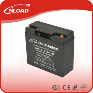 12V18ah Lead Acid Battery with Ce RoHS Certificate