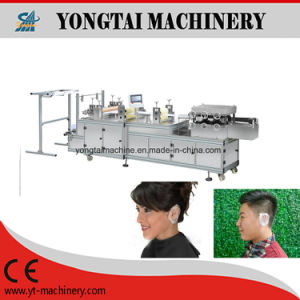 Disposable Waterproof Ear Cover Making Machine for Hair Salon pictures & photos