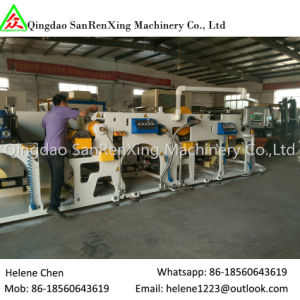 UV Adhesive Film Label Coating Machine for Shampoo