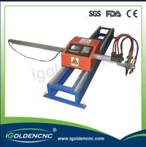 High Precision Portable CNC Plasma Cutting Machine for Metal