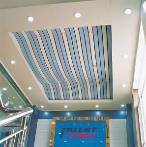 Aluminum Powder Coated Ceiling Panel pictures & photos