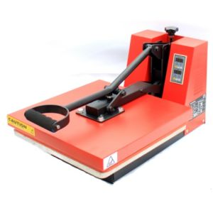 Oridinary Flat Cheap Small Heat Press Machine Hot Sale pictures & photos