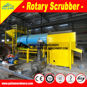 Mining Machine for Clay Gold Ore Washing Machine Rotary Drum Scrubber pictures & photos