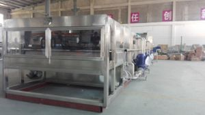 Fully Automatic Spray Type Juice Bottle Cooling Tunnel pictures & photos