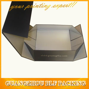 Full Color Printing Foldable Paper Flat Pack Gift Box pictures & photos