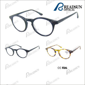Vintage Hand Made High Quality Acetate Reading Glasses (RA284006) pictures & photos