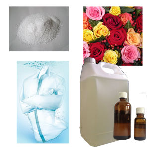 Natural Sweet Rose Scent for Detergent Powder