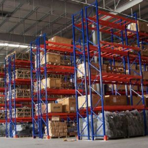 Metal Heavy Duty Pallet Storage Rack & Shelf pictures & photos