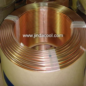 Lwc Plain Copper Tube in Refrigeration pictures & photos