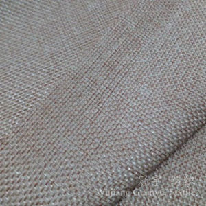 Sofa Cover Imitation Linen Fabric 100% Polyester pictures & photos