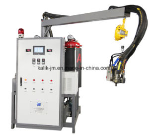 Midlle Size High Pressure Foam Machine