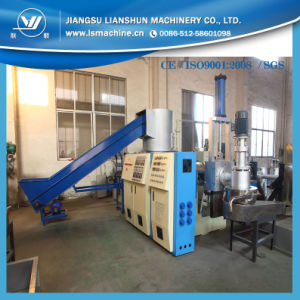 CE/SGS/ISO9001 PP PE Film Recycling and Pelletizing Line (SJ) pictures & photos