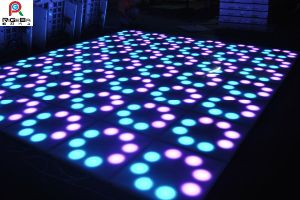 Newest Cheap DMX Control Flower Diso Stage Light LED Dance Floor pictures & photos