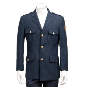 Classic and Slim Fit Security Uniform for Men Sc-05 pictures & photos