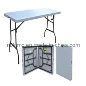 6ft Folding Plastic Table / Outdoor Furniture Square Table (HFT-1002)