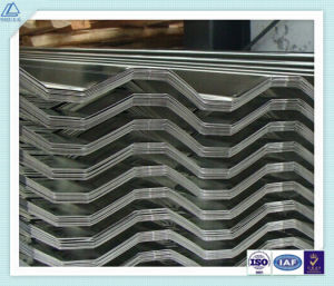 Corrugated Aluminum Roofing Sheet/Plate