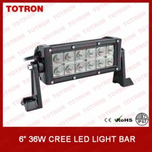 Bright Double Rows LED Light Bar with CREE LEDs (TLB3036)