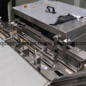Trayless Packing Machine with Feeder for Cookies pictures & photos