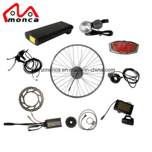 Brushless Electric Bike Hub Motor Kits pictures & photos