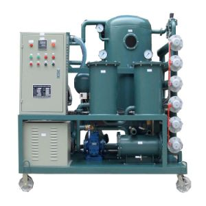 ZJB Insulation Oil Filtration, Vacuum Oil Treatment Equipment (ZJB-50)