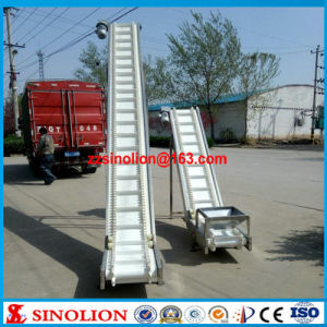 Stainless Steel Belt Conveyor with Mining Conveyor Belt
